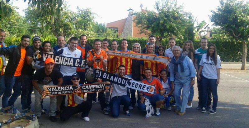 viajes valencia cf peñas aficionados desplazamientos