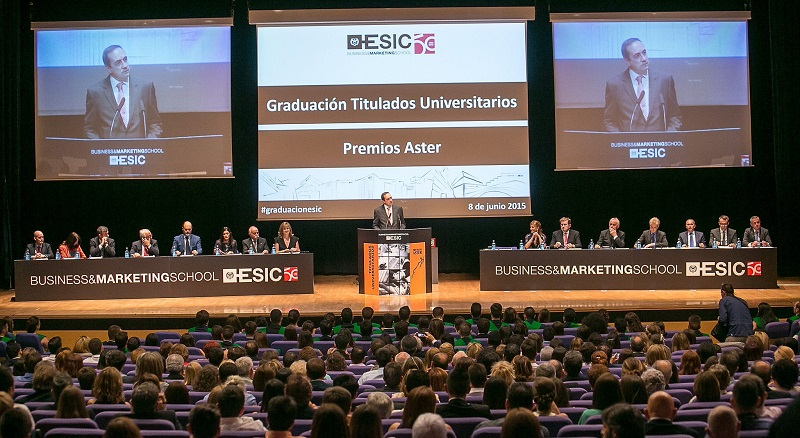 Premio ASTER ESIC Baixauli 2015